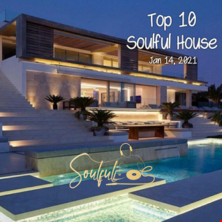 TRAXSOURCE TOP 10 SOULFUL HOUSE | JAN 14 2021