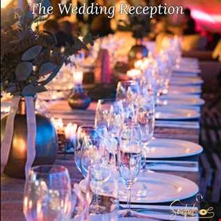 The Wedding Reception Table #8  *LOVERS ROCK *