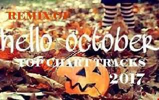 Remix of Top Chart Tracks October2017