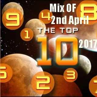Mix OF 2nd Of April 2017 Chart