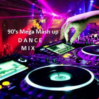 Latest 90s dance mashup Mixes & Latest Tracks