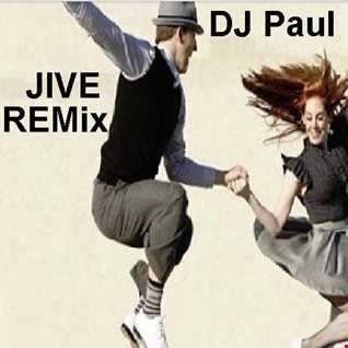 DJ Paul with JIVE WITH Vinyl Remix(Mix)