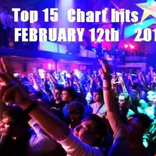 Top 15 12th Feb 2017 mix