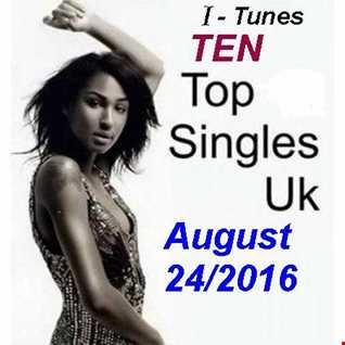 Top Ten 24th Aug 2016