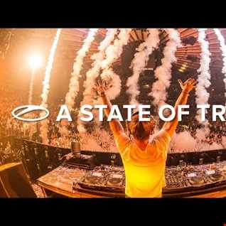 A State of trance mix April 2014