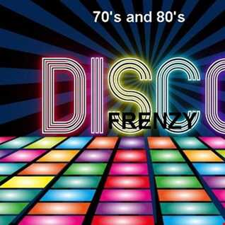 70's and 80's Disco Frenzy Mix