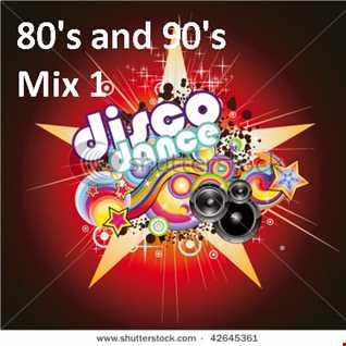 Disco Mix 80's & 90'sMix1