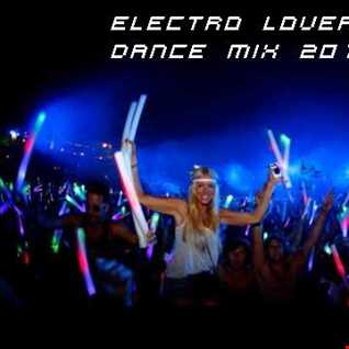 Best of Electro Lovers & House Dance remix 2015
