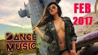 My February 2017 Dance Mix