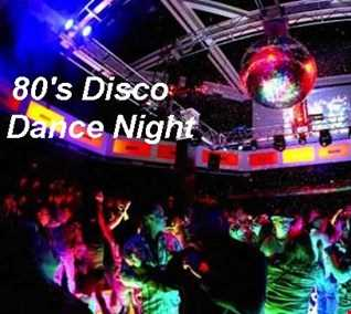 80's Disco Dance Night