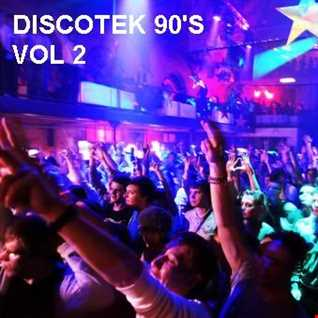 Discotek 90s Mix VOL 2