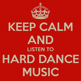 Keep Calm And Listen To Hard Dance Vol 02  Jan 2015