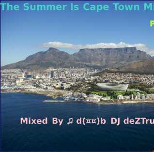The Summer Is Cape Town Part 02 Dec 2014