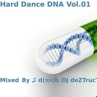 Hard Dance DNA Volume 01 Dec 2014