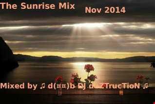 Sunrise Mix Nov 2014