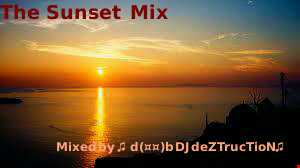 Sunset Mix Dec 2014
