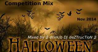 Halloween Competition Mix Nov 2014