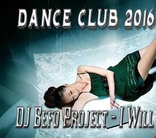 DJ Befo Project   I Will Do It Better