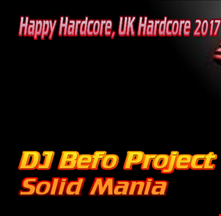DJ Befo Project -- Solid Mania
