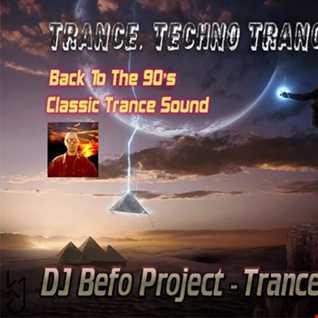 DJ Befo Project - Tranceformer