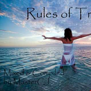 Rules of Trance [Episode4] [Mixed by MasterCJ] [Late Night Sunset Version]