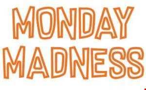 Manny Lucas Monday Madness Mix Vol 2