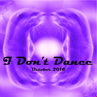 IDD (I Don't Dance) Tech House Mixtape - October 2018