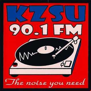 KZSU Stanford 90.1 FM Winter Solstice DJ Marathon 2001