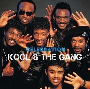 "Kool & the Gang  -  CELEBRATION 12"""