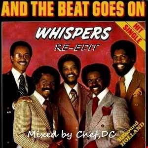 AND  THE  BEAT  GOES  ON   ~  THE  WHISPERS  ( RE EDIT )