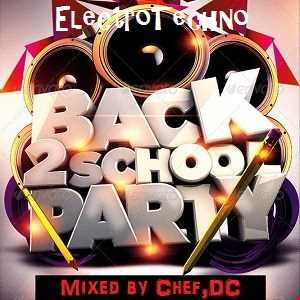 BACK  TO  SCHOOL  PARTY  2020