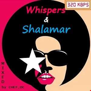 THE  WHISPERS  &  SHALAMAR