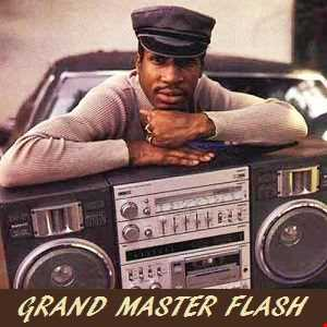 GRAND  MASTER  FLASH  &  Friends