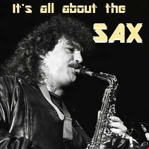 THE  SAXOPHONE  MIX