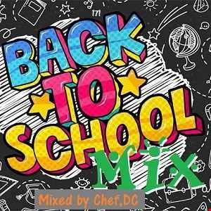 BACK  TO  SCHOOL  MIX  2019