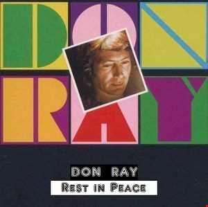 DON  RAY  -   GOT TO HAVE LOVIN'
