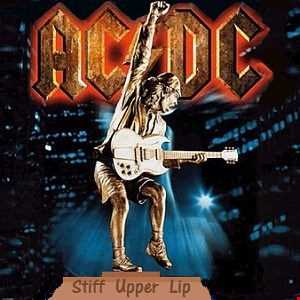 AC⚡DC  -  Stiff  Upper  Lip