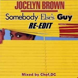Somebody Else's Guy  ( RE EDIT )