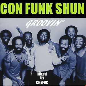 CON  FUNK  SHUN  -  GROOVIN'