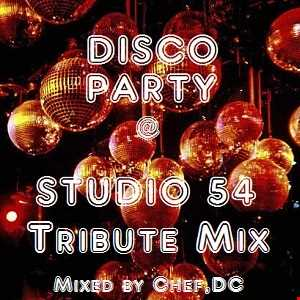 STUDIO  54  TRIBUTE  MIX  2021