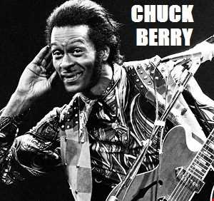 CHUCK  BERRY - Rock in Peace