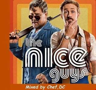 THE  NICE  GUYS / MOVIE SOUNDTRACK