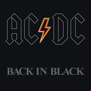 AC⚡DC  -  Back in Black