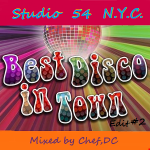 BEST DISCO IN TOWN  (320 Kbps)