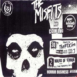 Adventures of Commander Cool Hand - Episode 25 - Horror Business - The Misfits Tribute
