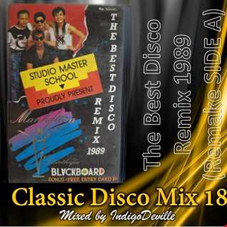 CDM 18: The Best Disco Remix 1989 (Side A Remake)