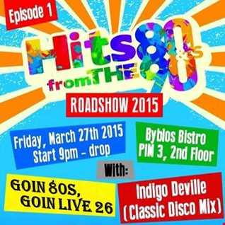 Goin 80s, Goin LIVE 26: Roadshow Hits 8090s Eps 1