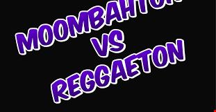2017 REGGEATON VS MOOMBAHTON MIX BY ALIEL