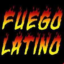 FUEGO LATINO 2 MIXED BY ALIEL