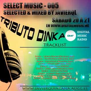 Selected Music #005 2016 03 05 Tributo Dinka